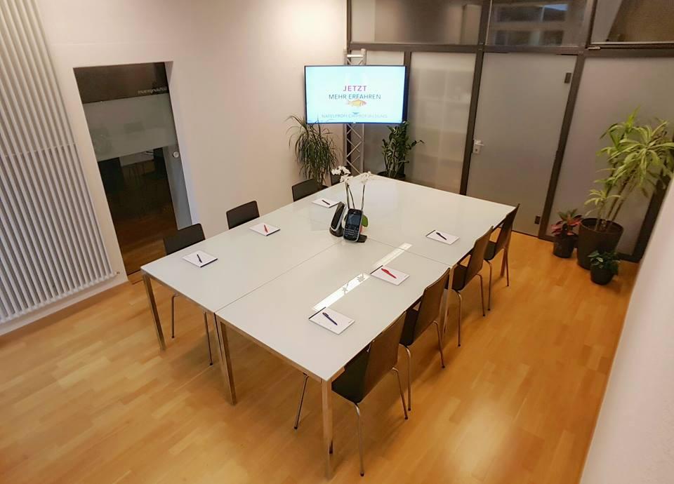 Sitzungszimmer mieten - Natel Profi, Belp - Swisscom Partner Shop