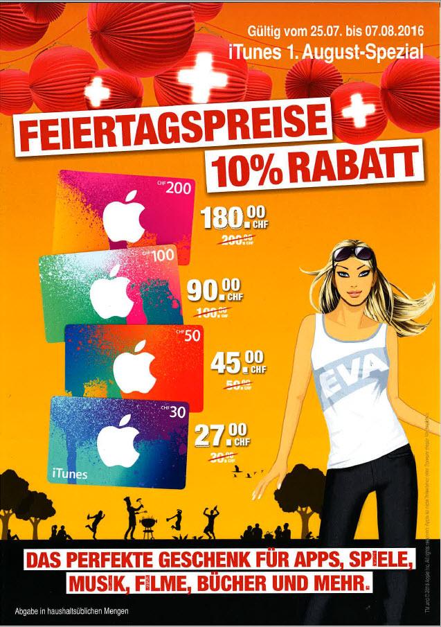 iTunes_Feiertagspreise